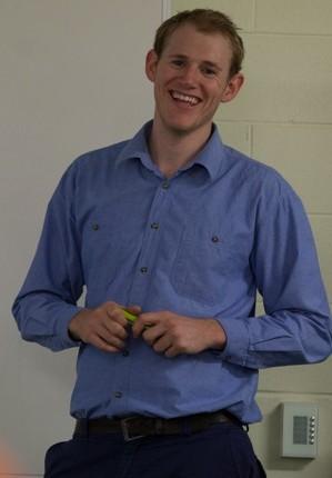 Director Nick Wardle
