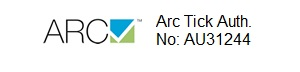 ARC Tick authorisation number