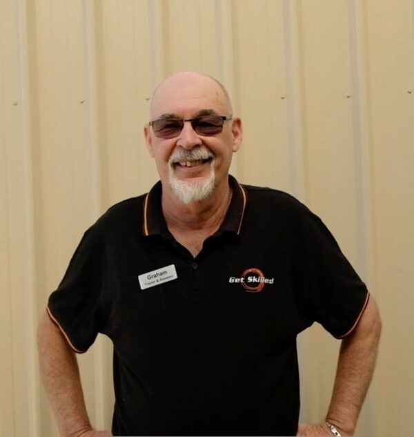Trainer Graham
